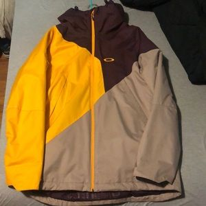 Oakley Men's Snowboard Jacket XL